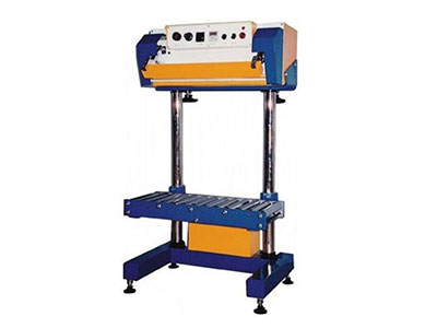 Pneumatic big plastic bag sealing machine QLF-700A