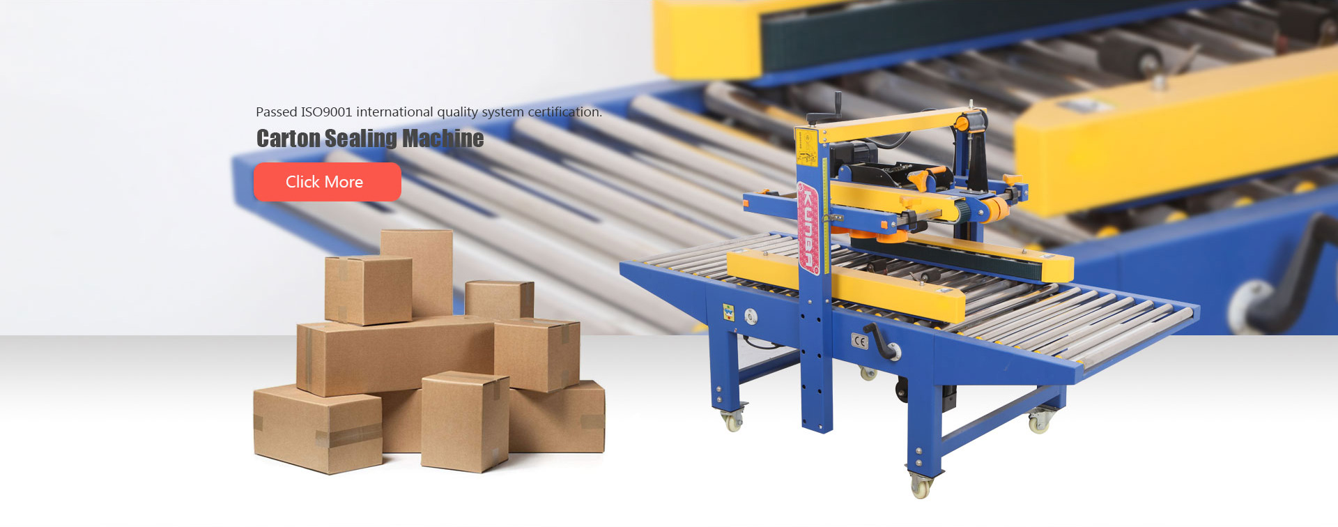 Kunba Carton Sealing Machine