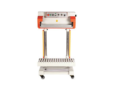 Air pressure sealing machine for big plastic bag QF-700L