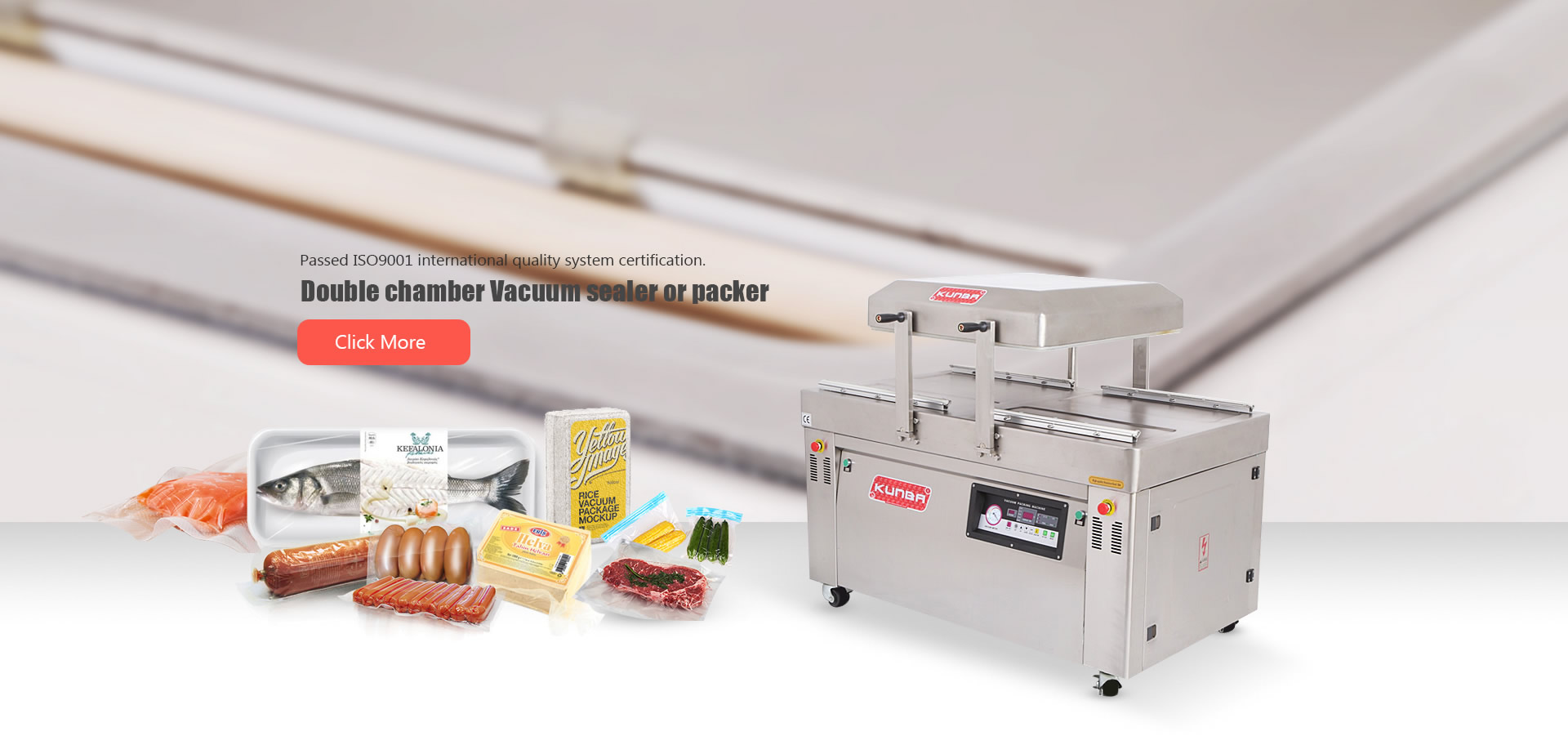 Kunba Vacuum Packaging Machine
