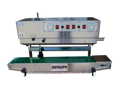 Solid inker printer plastic film sealer FRM 980LW