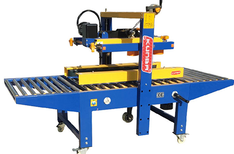Brief introduction of automatic carton sealing machine
