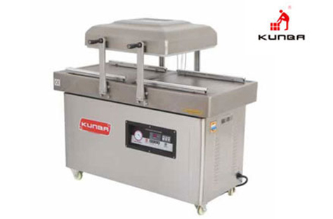 Brief introduction of double chamber vacuum packaging machine